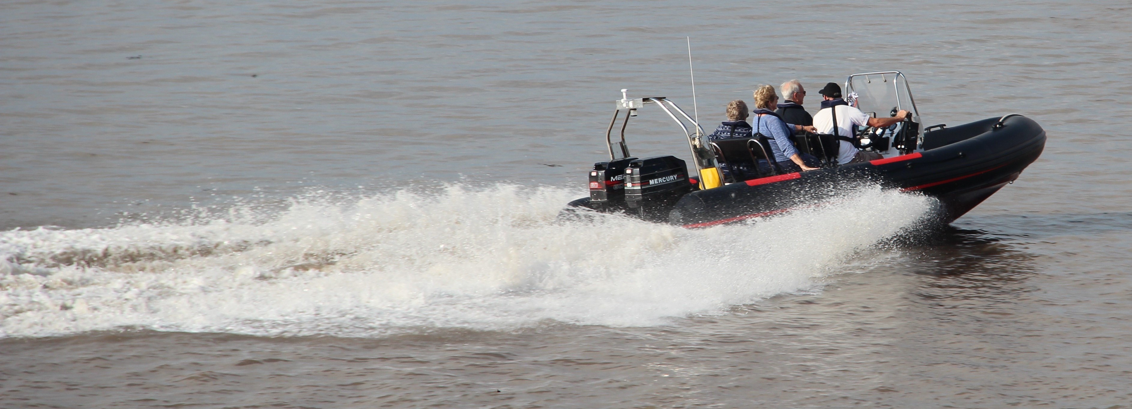BWM RIB fitted with new tubes