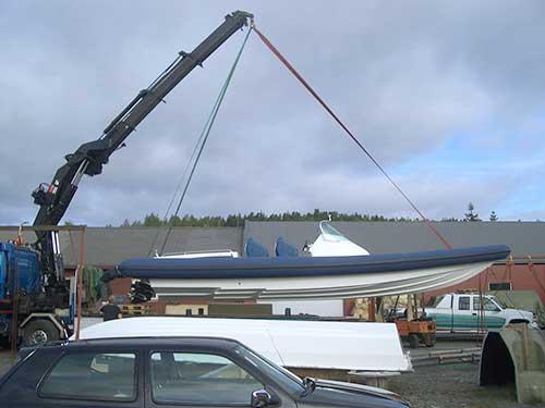 Arctic Boat 11.6 RIB