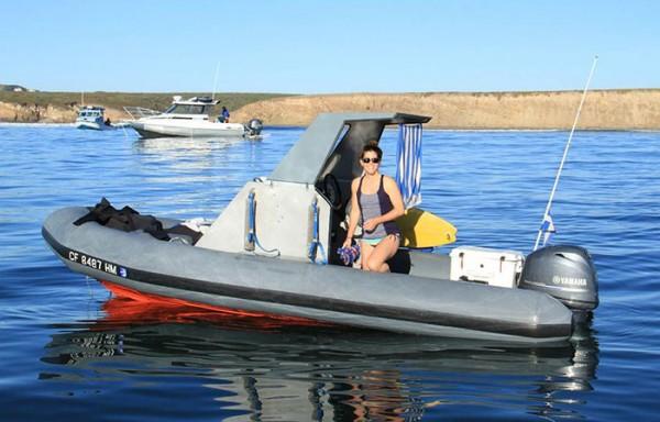 Avon Searider 5.4 mtr DIY RIB Retube Kit