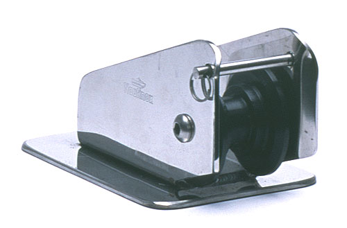 Stainless Steel RIB Bow Roller