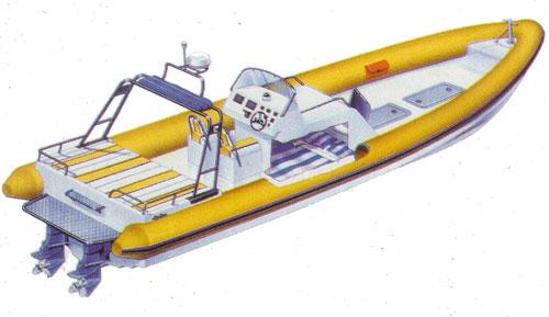 Crompton Marine 12.5 Mtr