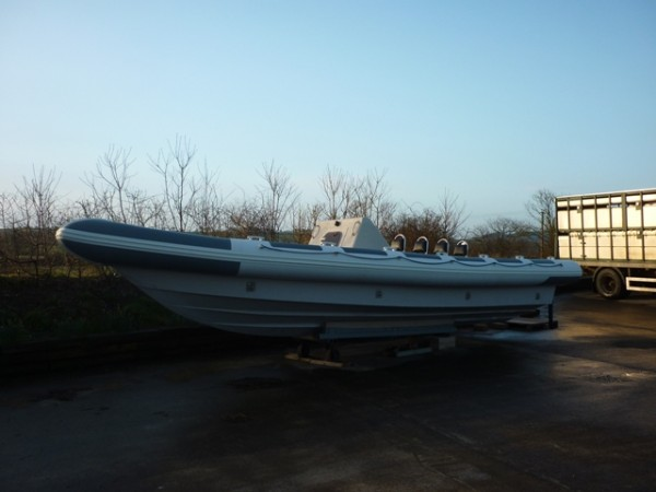 Crompton Marine 9 Mtr Dive Boat