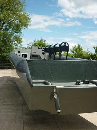 Crompton Marine 12.5 Mtr Chase Boat