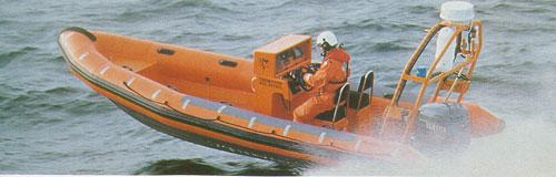 Crompton Marine Sea Patrol SAR