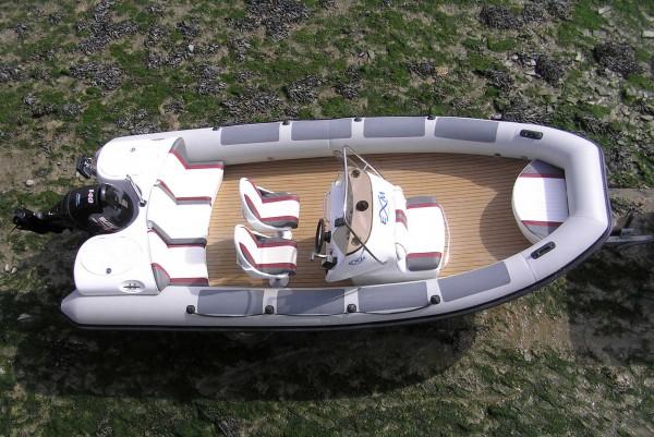 Explorer Marine RIBs Sports 600