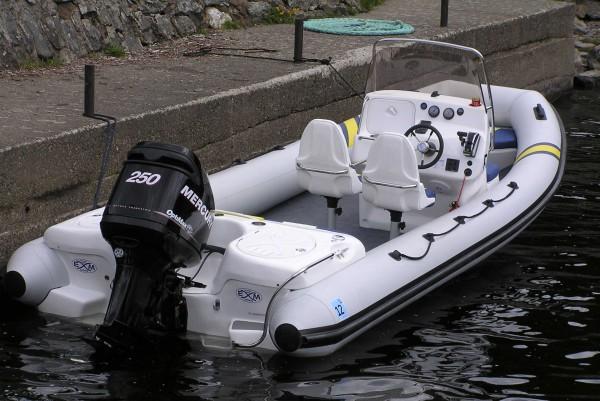 Explorer Marine Sports 630 RIB