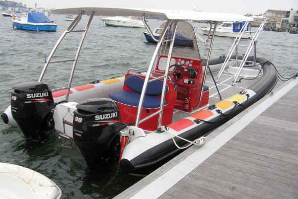Explorer Marine Workboat Poole, Dorset
