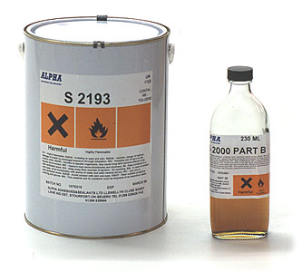 Hypalon Glue And Hardener 5 Ltr