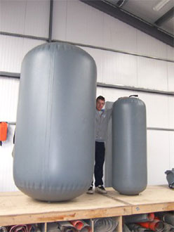 Large Yacht Inflatable Fenders