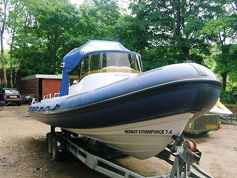 Redbay Boats RIB