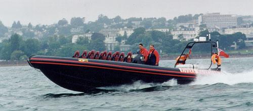RibEye 10.5 mtr workboat