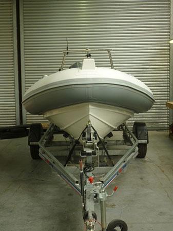 Ribeye A500 Superyacht Tender