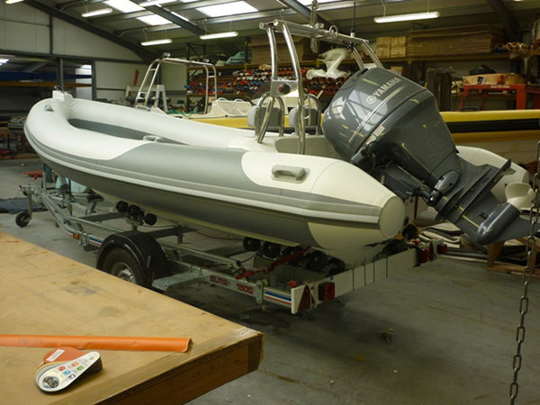 Ribeye A500 Sunseeker Tender