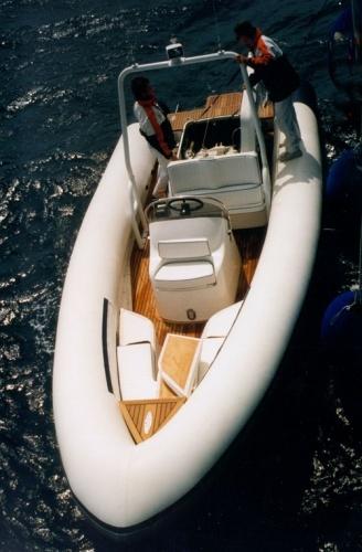 Ribtec 8.5 mtr luxury Yacht Tender