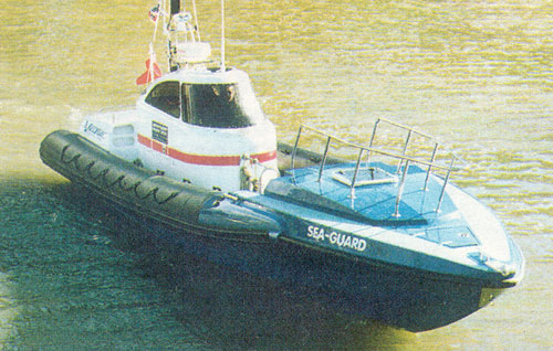 Vector Marine 11mtr Patrol Boat