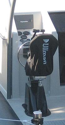 V-RIB Ullman Jockey Seat