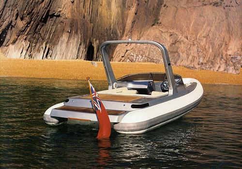 V-Type V1 Luxury RIB Tender