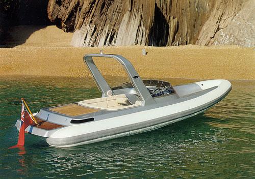 Super yacht Tender V-Type V1