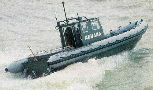Crompton Marine 10 mtr Work Boat